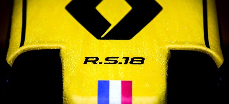 F1 | 8 demo σε πόλεις στη νότια Γαλλία από την Renault