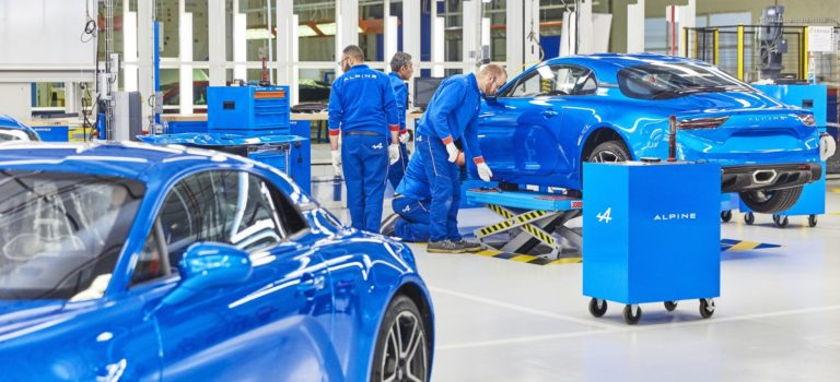 Alpine | Η παραγωγή και η εμπορία της νέας A110, το επεισόδιο της φωτιάς … και το μέλλον της μάρκας από την Διέππη