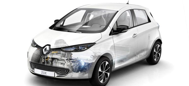 Γαλλία | Ολοκληρωμένη γκάμα ηλεκτροκινητήρων για το Renault ZOE
