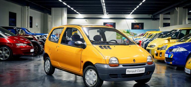 {Stories} Το Renault Twingo γιορτάζει 25 χρόνια!