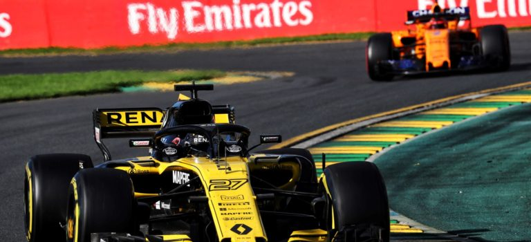 F1 | Η Renault φέρνει αεροδυναμικές εξελίξεις στο Μπακού
