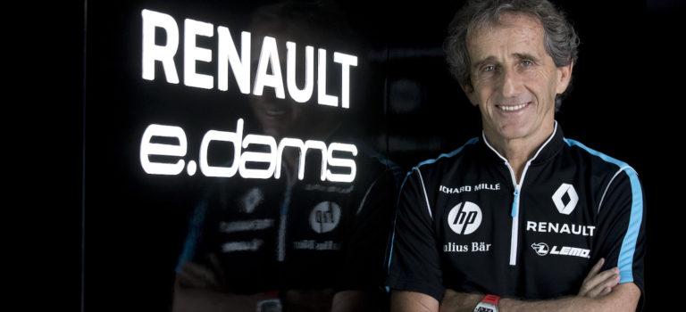 FE | Ο Prost αποχωρεί από την Renault e.dams ώστε να επικεντρωθεί στη Renault F1