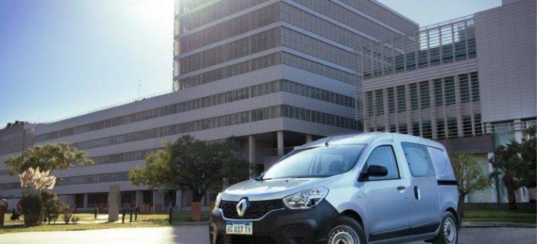 Ένα ολοκαίνουργιο Renault Kangoo για την Αργεντινή