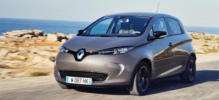 Η Renault πραγματοποίησε νέο ρεκόρ πωλήσεων ηλεκτρικών αυτοκινήτων τον Μάρτιο