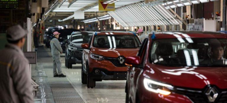 Η Renault γίνετε συνεργάτης της κινεζικής DiDi Auto Alliance