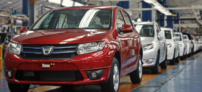 Dacia | Αύξηση παραγωγής κατά το πρώτο τρίμηνο στο ρουμανικό εργοστάσιο