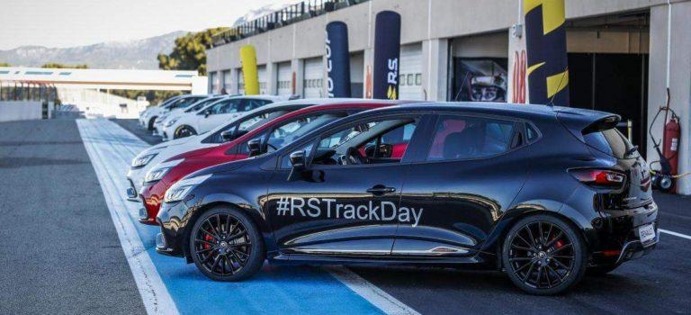 Άνοιξαν οι κρατήσεις για τα Renault Sport Track Days 2018