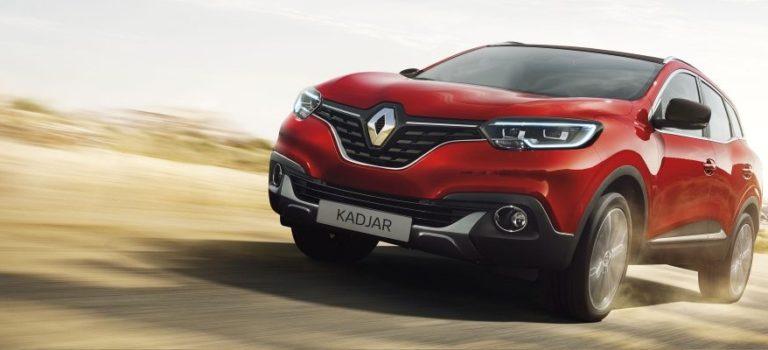 Renault Kadjar: Νέα έκδοση Dynamique SE Nav για το Ηνωμένο Βασίλειο