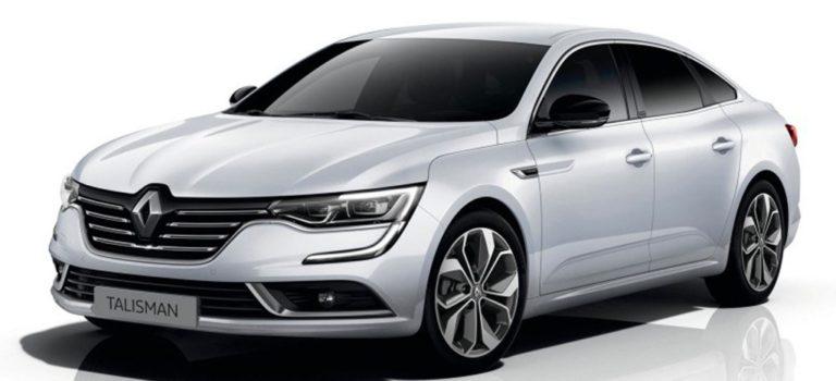 Η Renault λανσάρει το νέο Talisman Limited (pics)