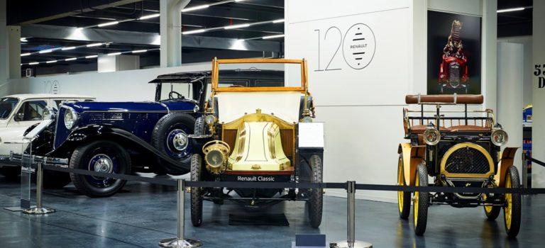 Ο θησαυρός των 750 αυτοκινήτων της Renault