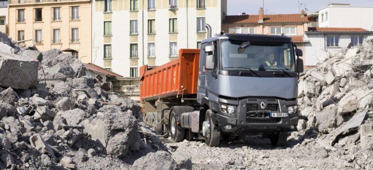 Optitrack +, το σύστημα ακραίων συνθηκών της Renault Trucks
