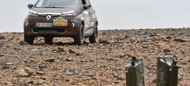 Το ηλεκτρικό Renault ZOE κατακτά και την έρημο Σαχάρα