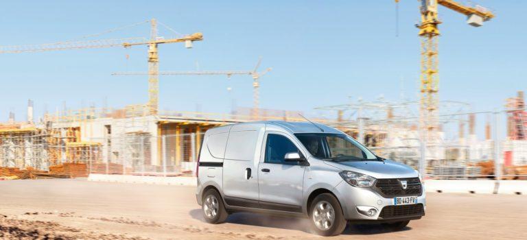 Dacia Dokker Van: Με κόστος συντήρησης 0.5 ευρώ την ημέρα