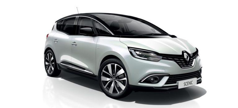 Νέα έκδοση Limited για τα Renault Scenic & Grand Scenic