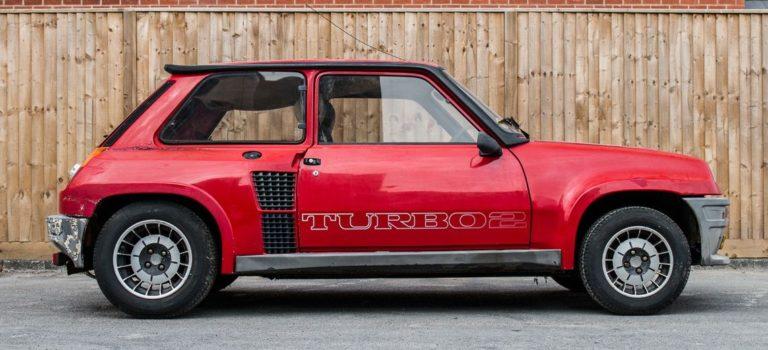 Ένα θαυμάσιο Renault 5 Turbo 2 Evolution προς πώληση (pics)