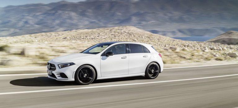 Η νέα Mercedes A-Class διαθέσιμη με τον ντίζελ κινητήρα της Renault