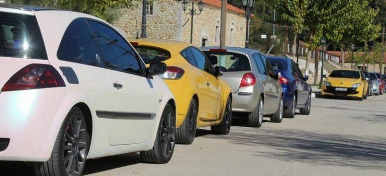 Εκδρομή Touring στην Κεντρική Εύβοια με το Greek Renault Club