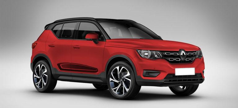 Πως θα μπορούσε να μοιάζει ένα SUV με βάση το Renault Kwid! [Rendering]