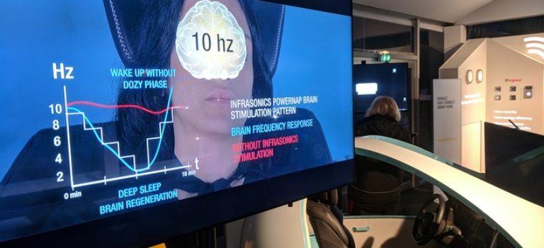 Νέα τεχνολογία κατά της υπνηλίας από την Renault