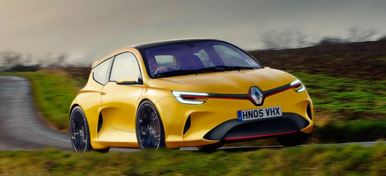 Το Renault Clio v6 του σήμερα!