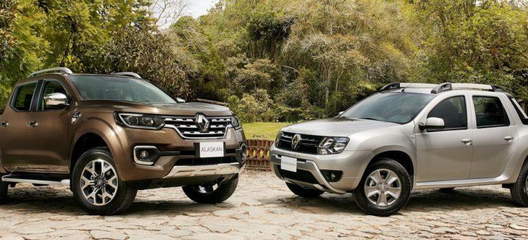 Η Renault Αυστραλίας θέλει να ρίξει στην μάχη τα pick-up Alaskan & Duster Oroch