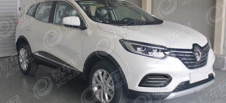Αποκαλύφθηκε το ανανεωμένο Renault Kadjar