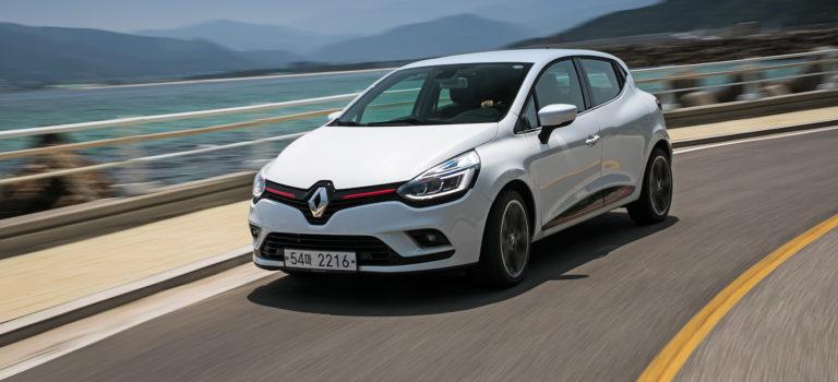 Τα πρώτα βήματα της Renault στην Κορέα, ανεξάρτητα από την Samsung