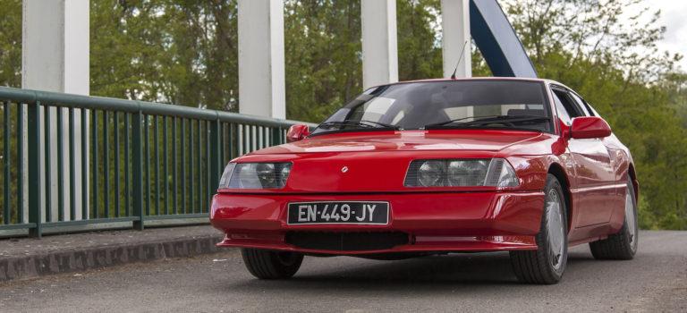 Μια εξαιρετική Alpine GTA Turbo, προς πώληση στην Γαλλία (+vid)