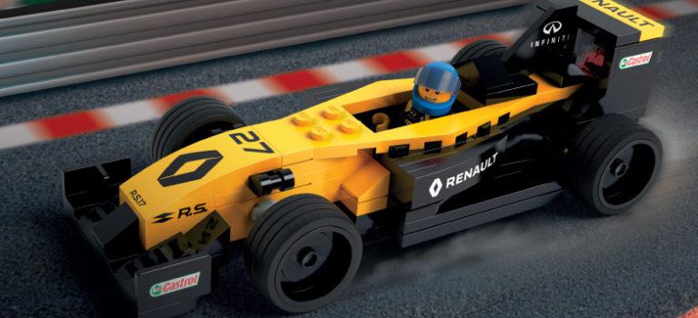 Η Renault Sport και η Lego δημιουργούν ένα Grand Prix στο υπνοδωμάτιο! (vid)