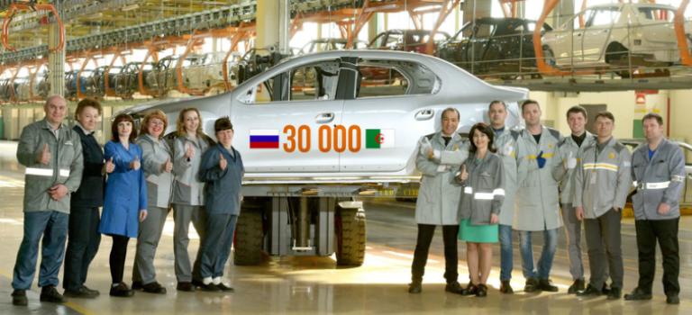 Η τοπική παραγωγή εξαρτημάτων της Renault Ρωσίας αυξάνεται με γοργούς ρυθμούς