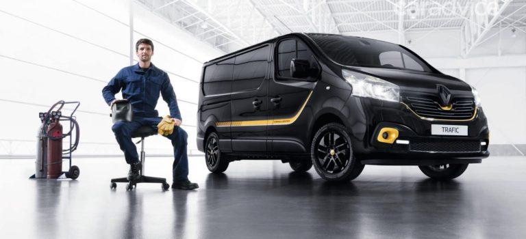Renault Trafic…με άρωμα Formula 1