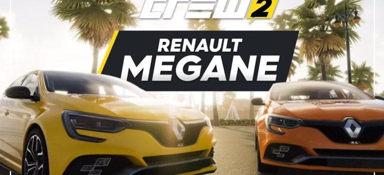 Το Renault Sport Mégane R.S. στο The Crew 2 (vid)