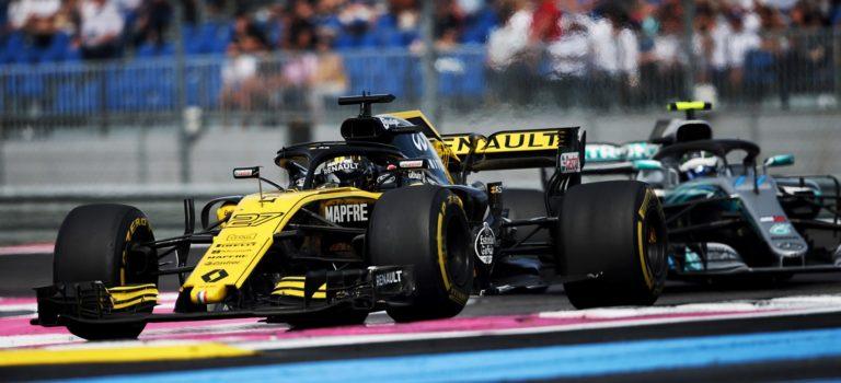 Grand Prix Γαλλίας 2018 | Εδραιώνεται στην 4η θέση η Renault