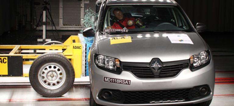 Latin NCAP: Τα Renault Sandero / Logan, 1 αστέρι στις δοκιμές πρόσκρουσης