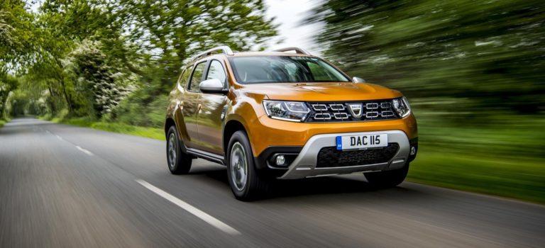 Ντεμπούτο για το νέο Dacia Duster, στο Ηνωμένο Βασίλειο (pics & vids)