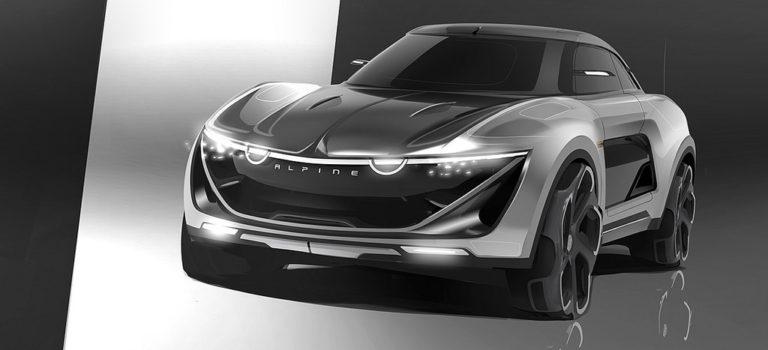 Kadjar Coupe και Alpine SUV: δύο σπορ SUV από τη Renault;