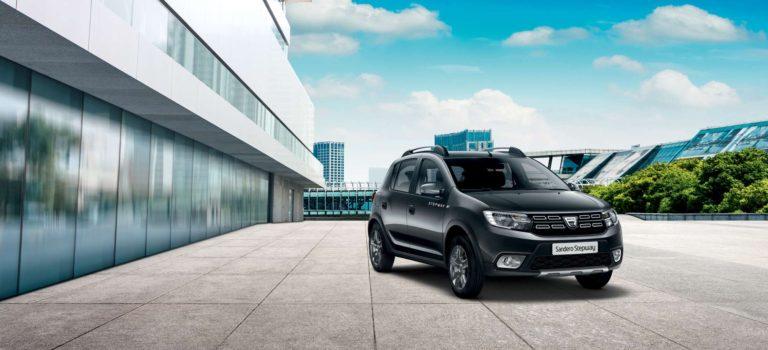 Νέα περιορισμένη έκδοση Dacia Sandero Urban Stepway