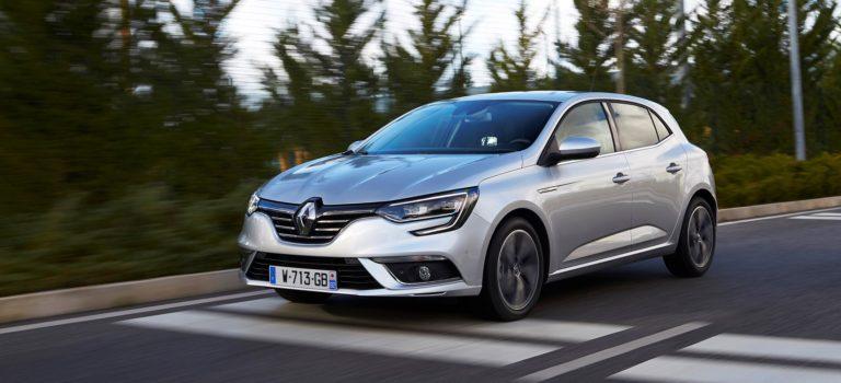 Ελλάδα | Το Renault MEGANE διαθέσιμο από 14.980 ευρώ