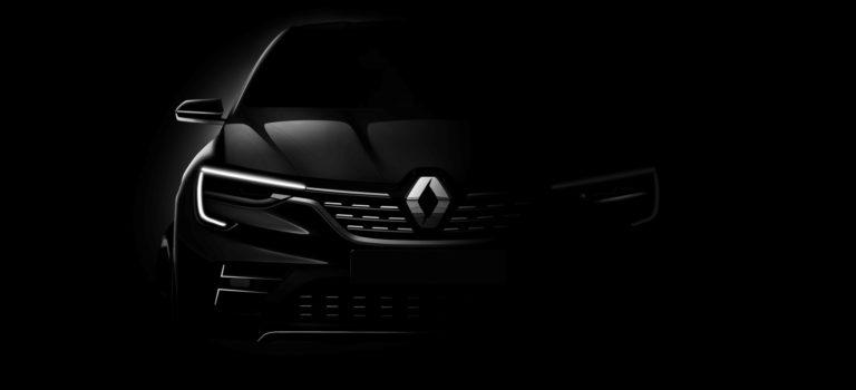 Teaser: Η Renault μας δείχνει το νέο Crossover SUV