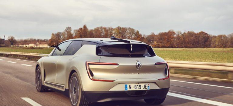 Η Renault ετοιμάζει ηλεκτρικό όχημα με 600 χιλ. αυτονομίας μέχρι το 2022
