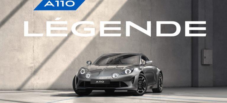Η Alpine ανακοίνωσε τις τιμές για τα A110 Pure & Legende στη Γαλλία