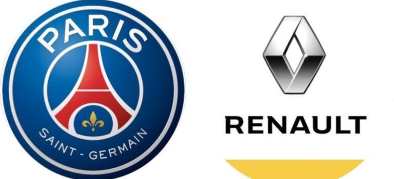 Παρί Σεν Ζερμέν: Συμβόλαιο περίπου 6 εκατ. € / έτος με την Renault