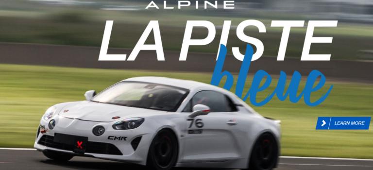 Η Alpine ξεκινά τα δικά της Track Days