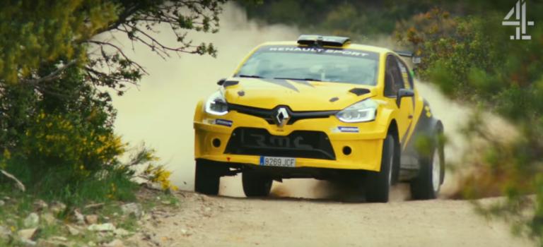 Sainz, πατέρας και υιός, παραδίδουν μαθήματα Rallye (vid)