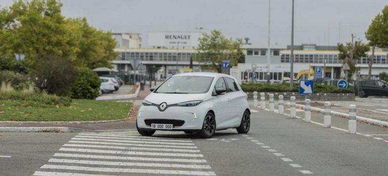 Flins: Με τέρμα το γκάζι η παράγωγη του Zoe στο εργοστάσιο της Renault