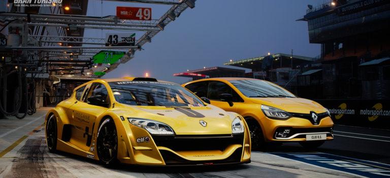 Το Gran Turismo Sport με εννέα νέα αυτοκίνητα, συμπεριλαμβανομένων δυο Renault