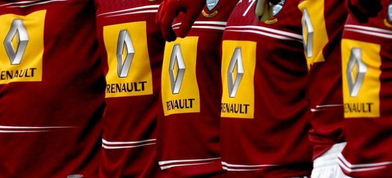 Η Renault μελλοντικός χορηγός της Παρί Σεν Ζερμέν
