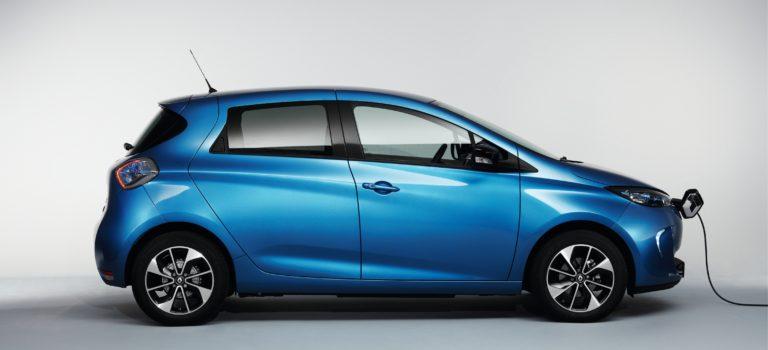 Η Γαλλία γίνεται η «καρδιά» των ηλεκτρικων οχημάτων της Renault (vid)