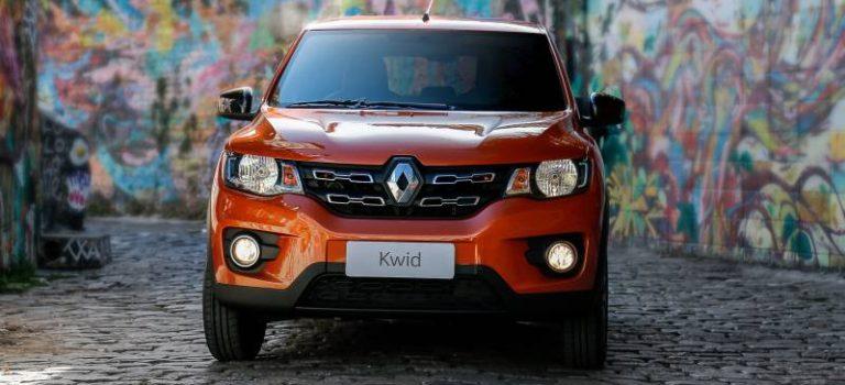 Η facelift έκδοση του Renault Kwid έρχεται το 2019
