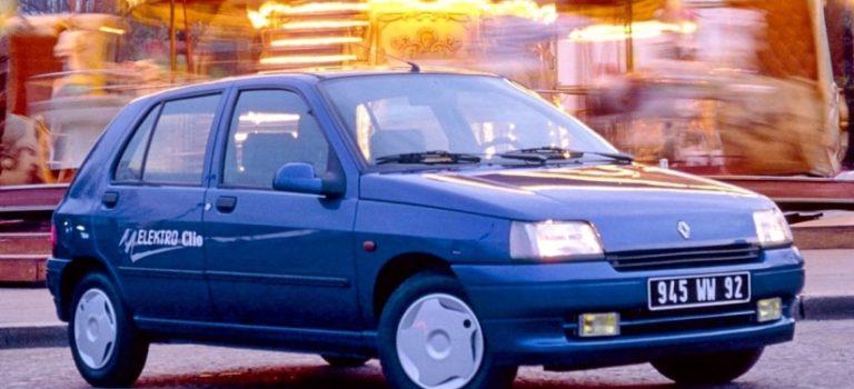 {Stories} Ηλεκτρικό Renault Clio: Η εναλλακτική λύση πριν από είκοσι χρόνια